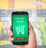 Newer online food retailers stir up fast growth